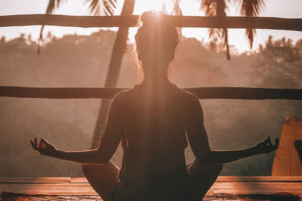 Achtsamkeitsmeditation als Anti Stress Training